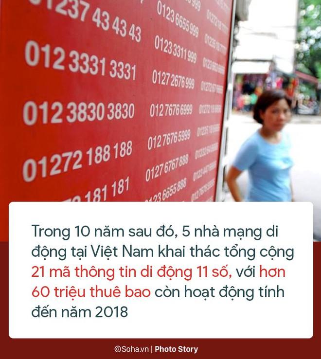 [Photo Story] 10 năm tồn ở của sim rác 11 số - Ảnh 3.