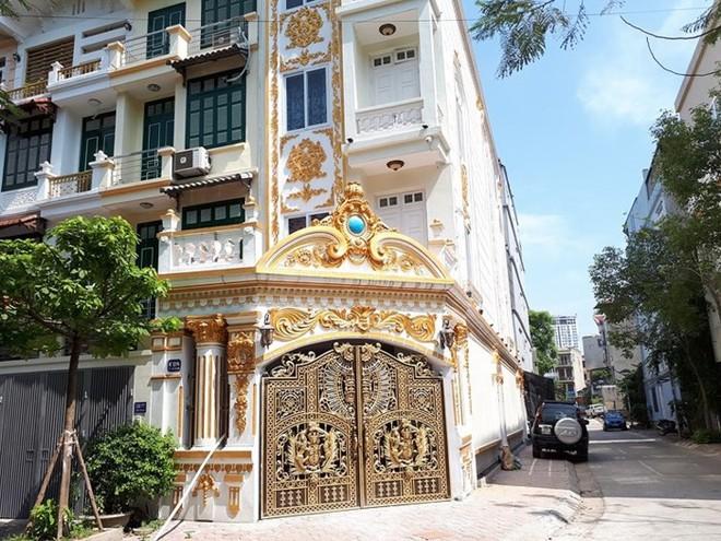 Những căn villa đẹp sửng sốt ở Hà Thành - Ảnh 2.