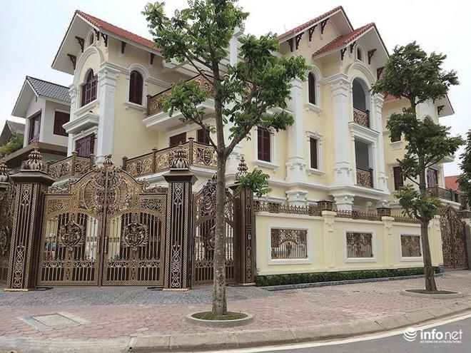 Những căn villa đẹp sửng sốt ở Hà Thành - Ảnh 11.