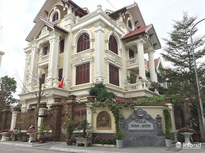Những căn villa đẹp sửng sốt ở Hà Thành - Ảnh 12.