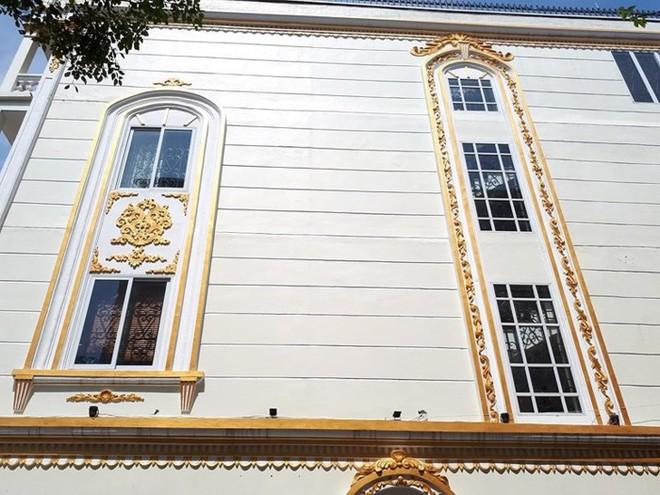 Những căn villa đẹp sửng sốt ở Hà Thành - Ảnh 4.