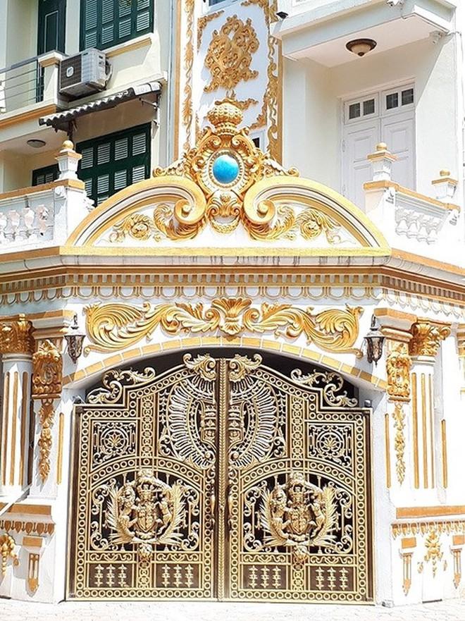 Những căn villa đẹp sửng sốt ở Hà Thành - Ảnh 5.