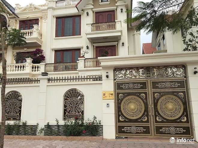 Những căn villa đẹp sửng sốt ở Hà Thành - Ảnh 8.