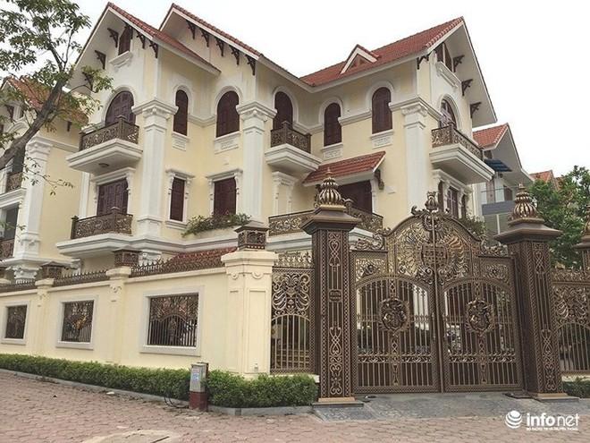 Những căn villa đẹp sửng sốt ở Hà Thành - Ảnh 9.