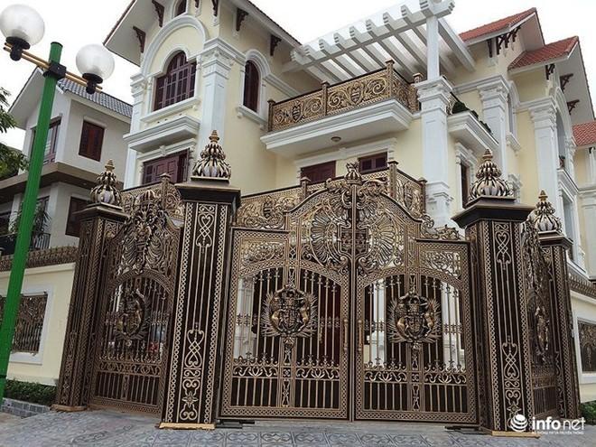 Những căn villa đẹp sửng sốt ở Hà Thành - Ảnh 10.
