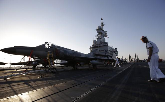 SCMP: Tàu chiến, đặc nhiệm Pháp, Anh sẽ tuần tra Biển Đông, đối đầu Trung Quốc