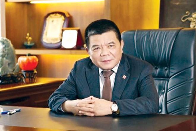 Ông Trần Bắc Hà ở BIDV: Công và tội - Ảnh 2.