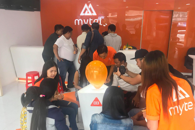 Viettel mở bán chiến lược kinh doanh ở Myanmar - Ảnh 1.