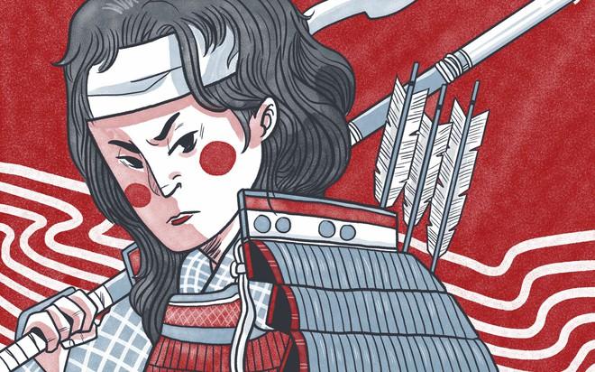 Nữ samurai hiếm hoi trong lịch sử Nhật Bản: Chém đầu 7 tướng địch ngay tại chiến trường - Ảnh 2.