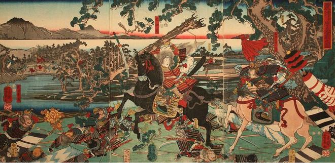 Nữ samurai hiếm hoi trong lịch sử Nhật Bản: Chém đầu 7 tướng địch ngay tại chiến trường - Ảnh 5.