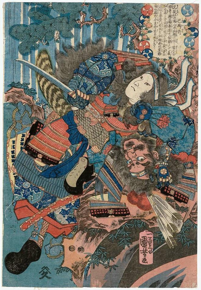 Nữ samurai hiếm hoi trong lịch sử Nhật Bản: Chém đầu 7 tướng địch ngay tại chiến trường - Ảnh 4.