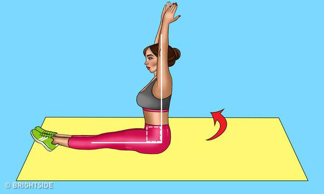 Loại bỏ mỡ bụng, tạo cơ 6 múi chỉ trong 30 ngày: Dáng đẹp không khó, khó là ở sự quyết tâm - Ảnh 8.