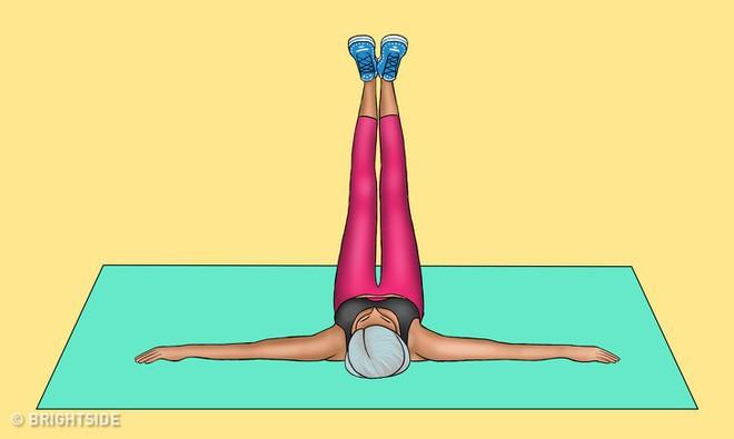Loại bỏ mỡ bụng, tạo cơ 6 múi chỉ trong 30 ngày: Dáng đẹp không khó, khó là ở sự quyết tâm - Ảnh 12.