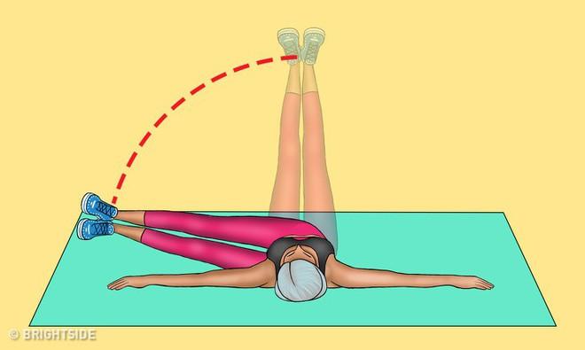 Loại bỏ mỡ bụng, tạo cơ 6 múi chỉ trong 30 ngày: Dáng đẹp không khó, khó là ở sự quyết tâm - Ảnh 13.