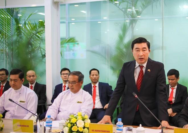 Viettel mở bán chiến lược kinh doanh ở Myanmar - Ảnh 2.