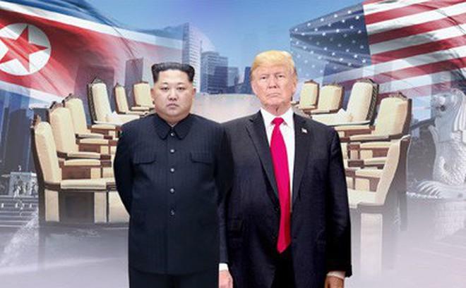 Ông Trump sẽ gặp ông Kim Jong Un vào lúc 9h sáng ngày 12/6 tại Singapore