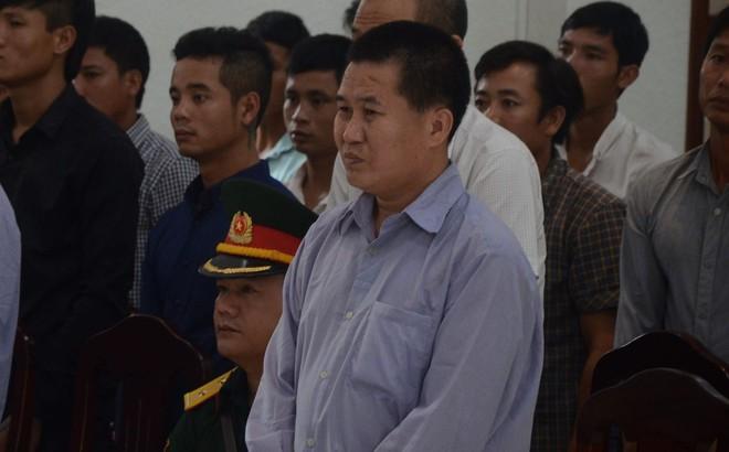 Phó đồn Biên phòng cửa khẩu hầu tòa vụ phá rừng Pơ mu chấn động Quảng Nam