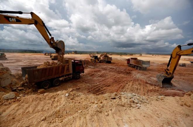 Dự án sòng bài ma ở Campuchia hé lộ góc khuất trong sáng kiến Vành đai - Con đường của TQ - Ảnh 1.