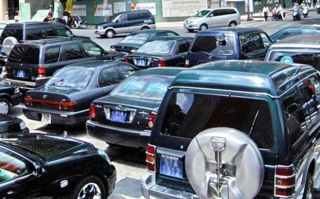 Thượng tướng, Đô đốc Hải quân được sử dụng xe ô tô trị giá bao nhiêu?