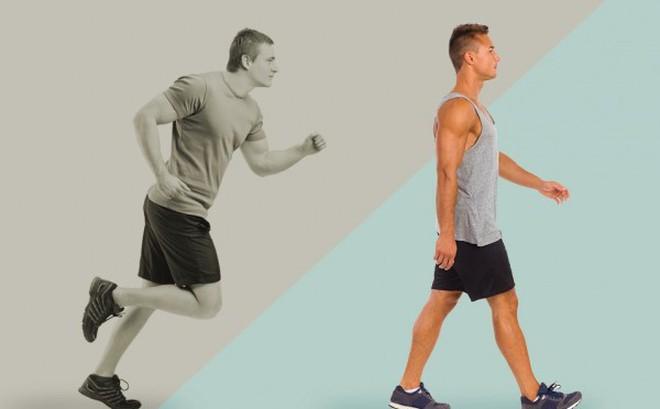 Đi bộ phòng bệnh tiểu đường hiệu quả hơn chạy bộ