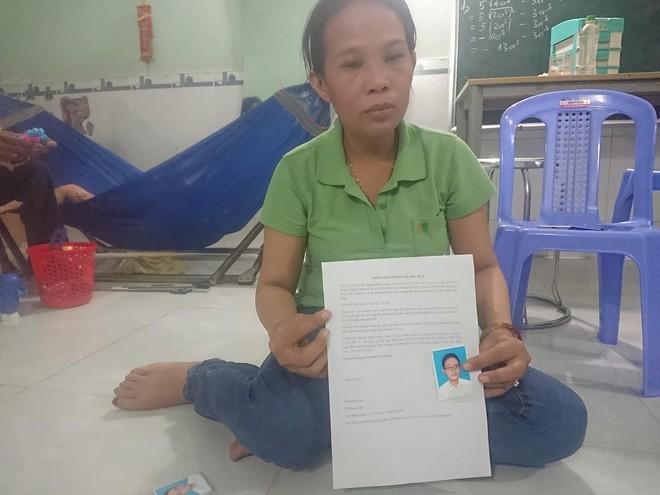 Nam sinh 15 tuổi mất tích bí ẩn khi đi học thêm ở Sài Gòn - Ảnh 1.