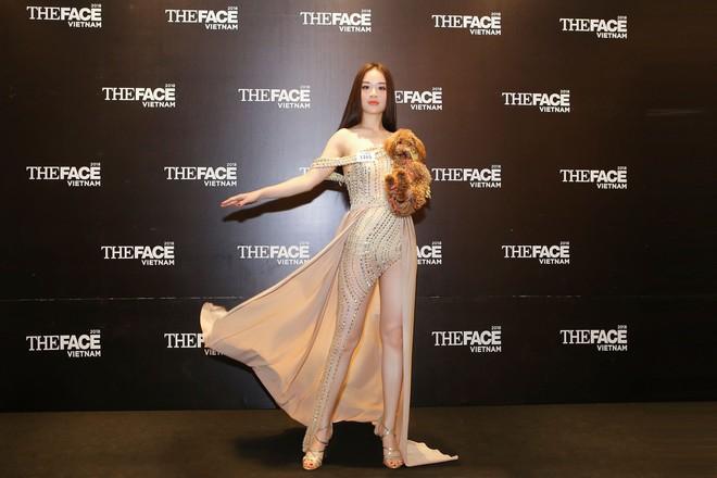 Hoàng Hải Thu được Võ Hoàng Yến khen catwalk đẹp nhưng vẫn bị loại khỏi The Face - Ảnh 1.