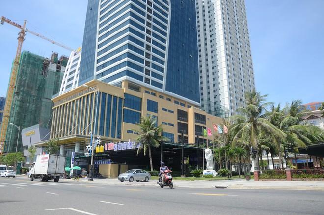 Đà Nẵng sẽ cưỡng chế dự án Mường Thanh của đại gia Lê Thanh Thản - Ảnh 1.