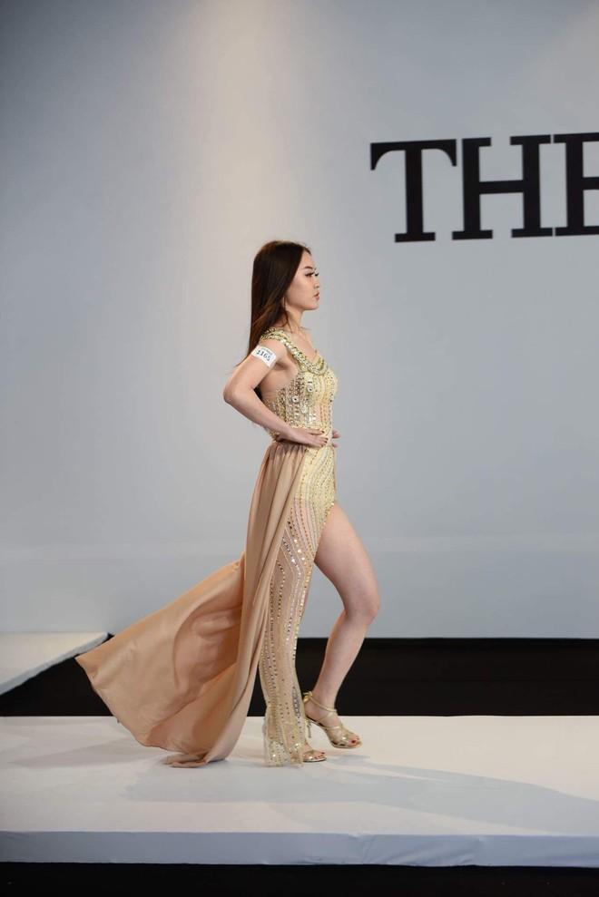 Hoàng Hải Thu được Võ Hoàng Yến khen catwalk đẹp nhưng vẫn bị loại khỏi The Face - Ảnh 2.