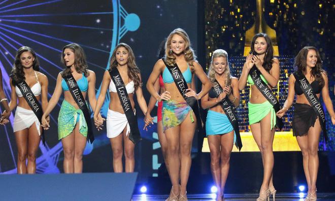 Những cuộc thi Hoa hậu trên thế giới đã loại bỏ phần thi bikini - Ảnh 1.