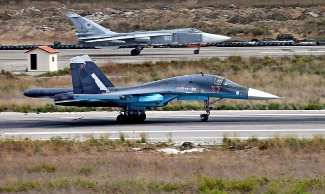 Tiêm kích đánh chặn gia bảo KQ Nga tăng đột biến ở Syria: Răn đe hay nghênh chiến Mỹ? - Ảnh 4.