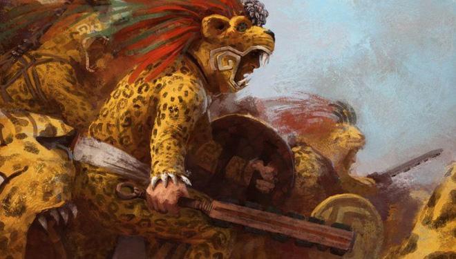 Bí ẩn áo giáp bông của chiến binh Aztec cổ đại, chống được cả đao kiếm hay mũi lao - Ảnh 3.