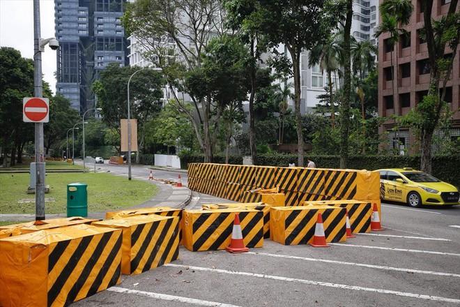 Singapore tất bật lập chốt an ninh, phân luồng giao thông trước thượng đỉnh Mỹ - Triều - Ảnh 12.