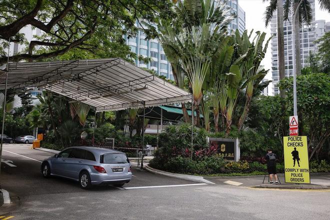 Singapore tất bật lập chốt an ninh, phân luồng giao thông trước thượng đỉnh Mỹ - Triều - Ảnh 10.