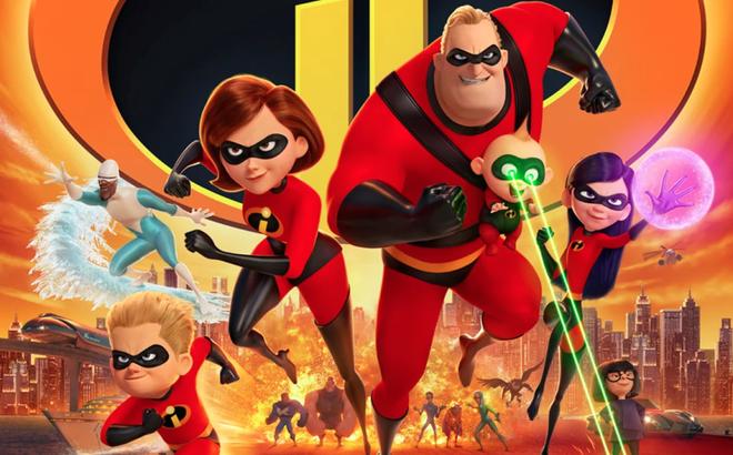 """Bất chấp Avengers, """"Gia đình siêu nhân"""" vẫn được đánh giá là phim siêu anh hùng hay nhất"""