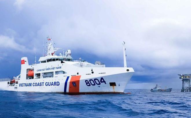 Image result for Tàu CS biển Việt Nam tại bãi Tư Chính