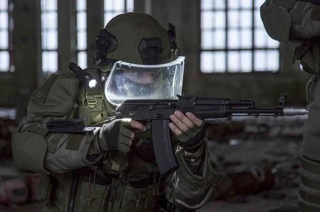 Đột phá hệ thống phòng thủ: Vì sao Bộ binh bọc thép của Nga khiến kẻ thù khiếp vía? - Ảnh 1.