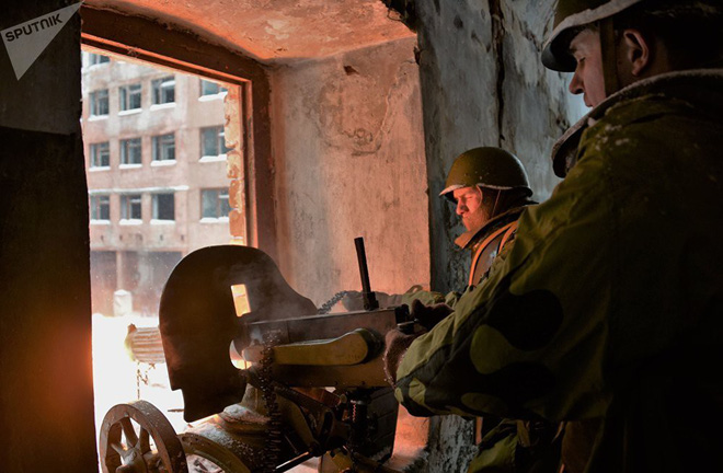 Đột phá hệ thống phòng thủ: Vì sao Bộ binh bọc thép của Nga khiến kẻ thù khiếp vía? - Ảnh 4.