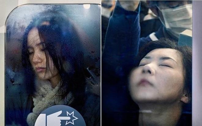 Nghề nhồi người lên tàu điện ngầm - công việc mang đậm nét văn hóa Nhật và cũng chỉ có ở Nhật - Ảnh 4.