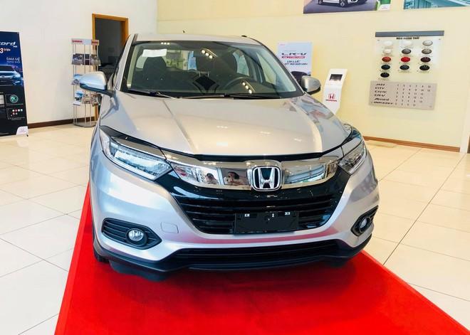 Cận cảnh Honda HR-V hoàn toàn mới vừa xuất hiện tại Việt Nam - Ảnh 1.