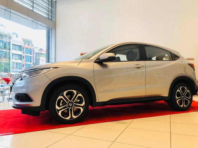 Cận cảnh Honda HR-V hoàn toàn mới vừa xuất hiện tại Việt Nam - Ảnh 3.