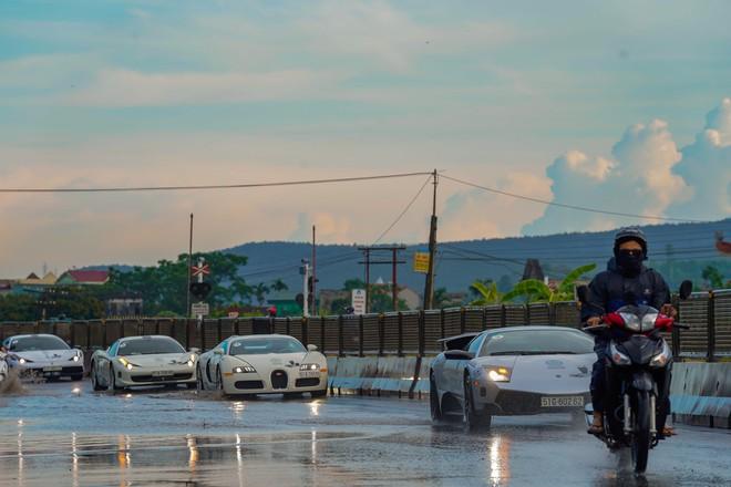 Bugatti của ông Đặng Lê Nguyên Vũ đã trèo đèo, vượt hàng ngàn km từ TPHCM ra tới Hà Nội như thế nào? - Ảnh 2.