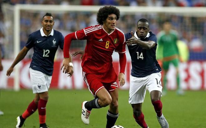 """World Cup 2018: Fellaini từng một mình """"làm gỏi"""" ĐT Pháp thế nào?"""