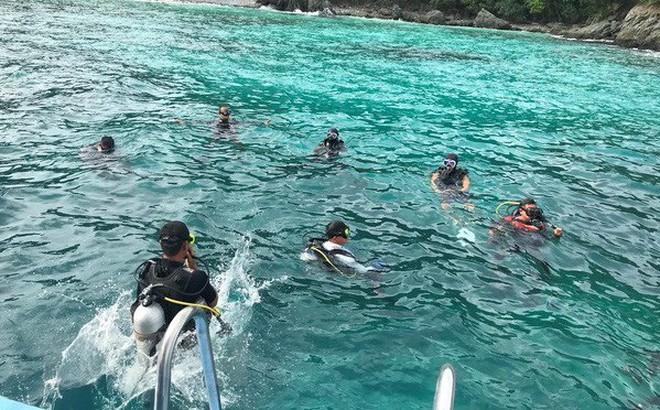 Thái Lan: Tìm thêm 3 thi thể được cho là hành khách tàu Phoenix