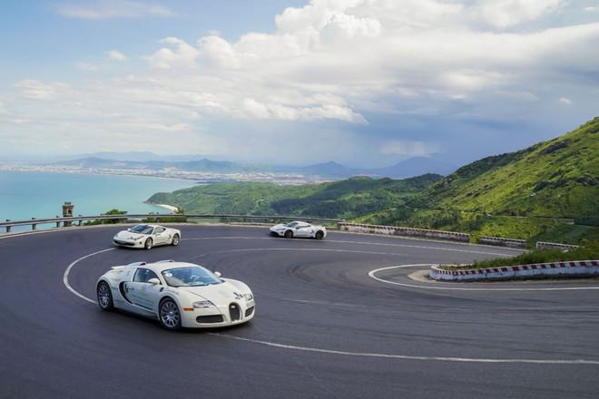 Bugatti của ông Đặng Lê Nguyên Vũ đã trèo đèo, vượt hàng ngàn km từ TPHCM ra tới Hà Nội như thế nào? - Ảnh 8.