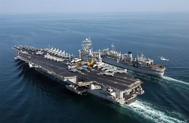 TT Putin-Trump chơi cờ: Nga bẫy, nhốt Hạm đội 6 Mỹ ở Biển Đen - Chiến thuật cực lợi hại? - Ảnh 1.