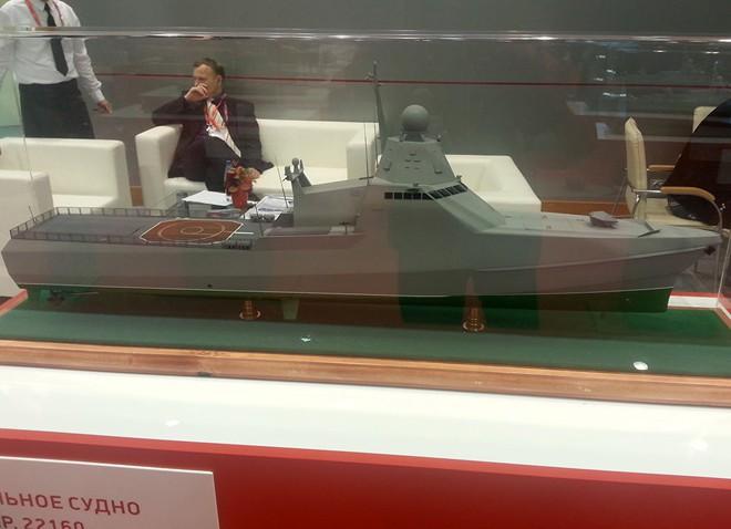 Chiến hạm mới nhất của Nga gây những nguy hiểm nào cho đối thủ? - Ảnh 1.