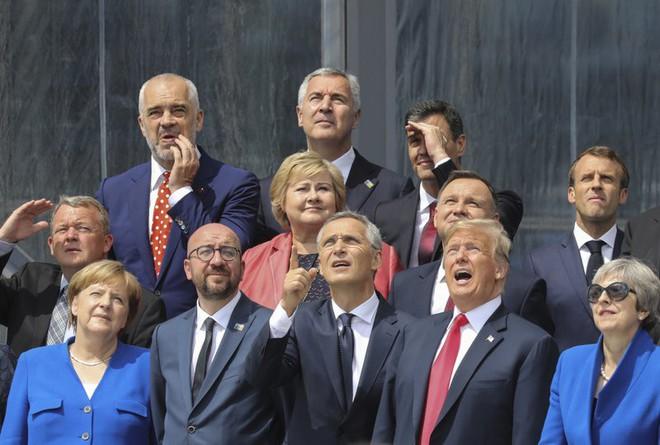 Sợ Mỹ-Nga lập liên minh mới, NATO vùng vẫy tìm phương án đối phó với viễn cảnh thiếu Mỹ - Ảnh 4.