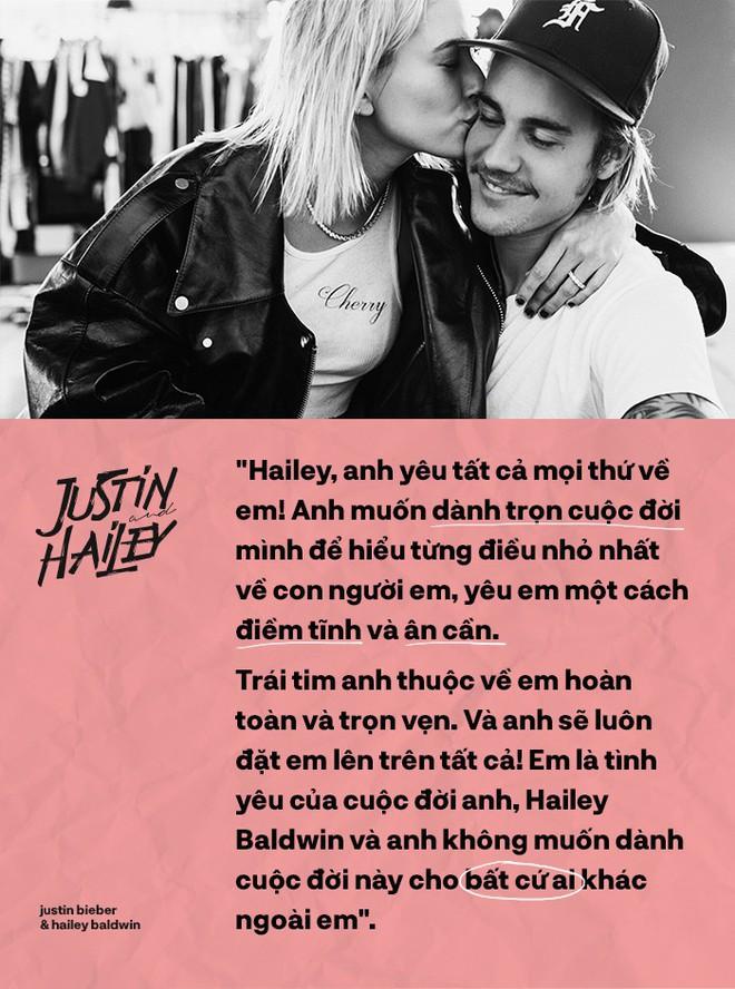 Justin Bieber - Hailey Baldwin: Bão đã dừng sau cánh cửa để đón hạnh phúc nhỏ cho chàng Don Juan - Ảnh 8.