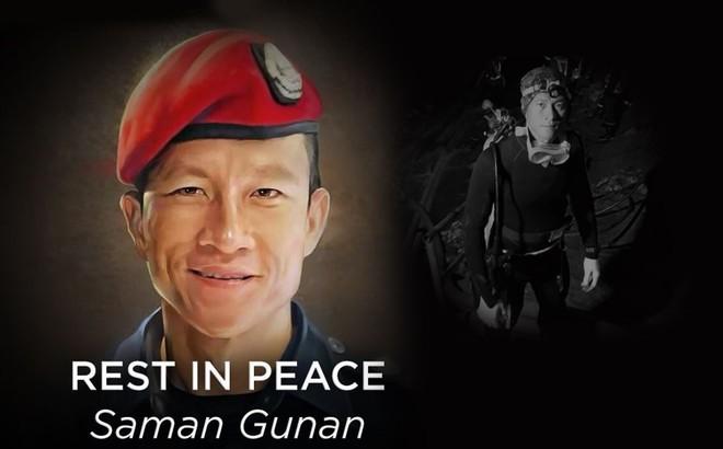 """Thái Lan: Người hùng tử nạn trong """"kỳ tích Tham Luang"""" từng nhắc tới cái chết"""