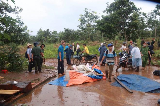 Xét xử phúc thẩm vụ nổ súng khiến 3 người chết, 13 bị thương do tranh chấp đất ở Đắk Nông - Ảnh 1.